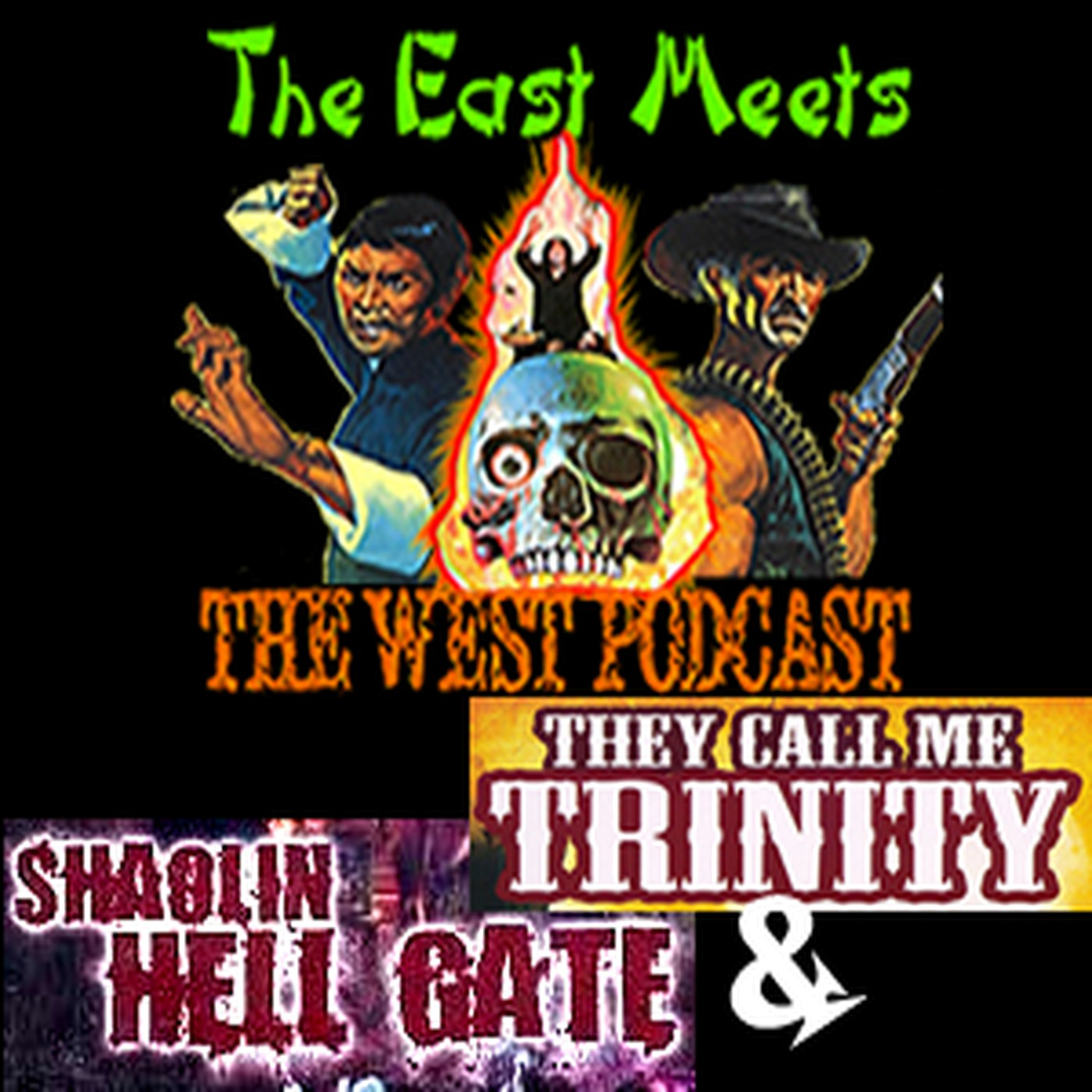 The East Meets The West