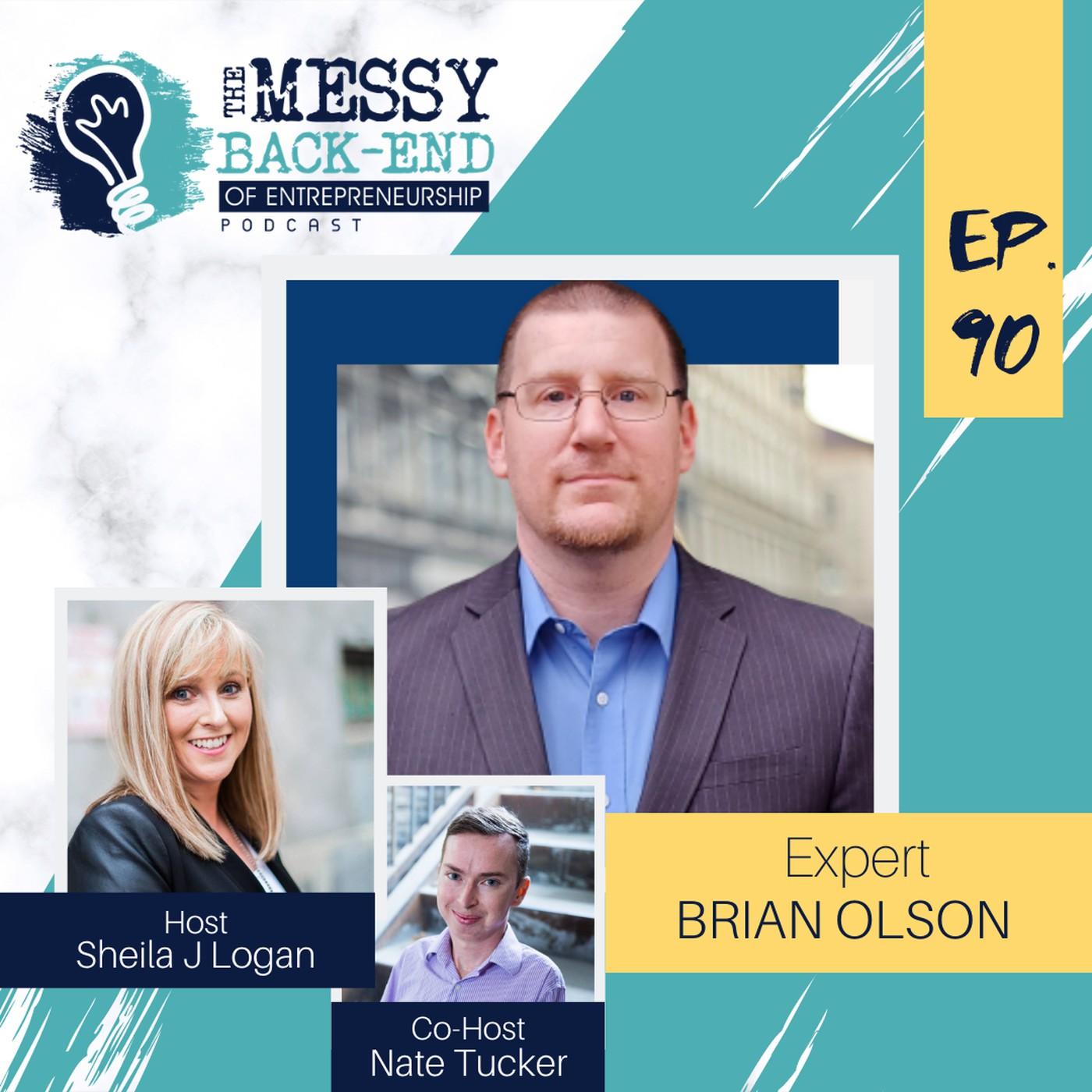 The Messy Back-End of Entrepreneurship