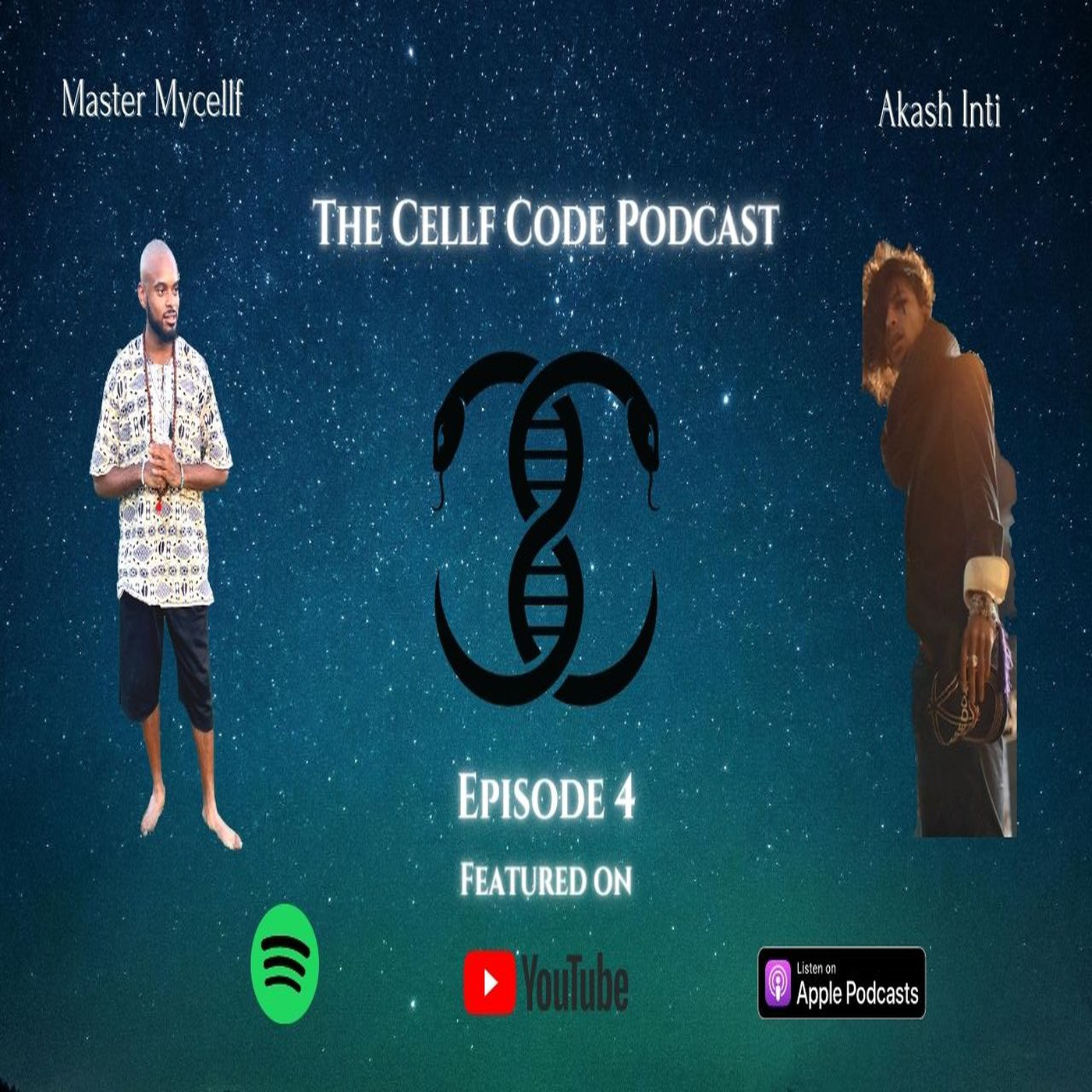 The Cellf Code Podcast