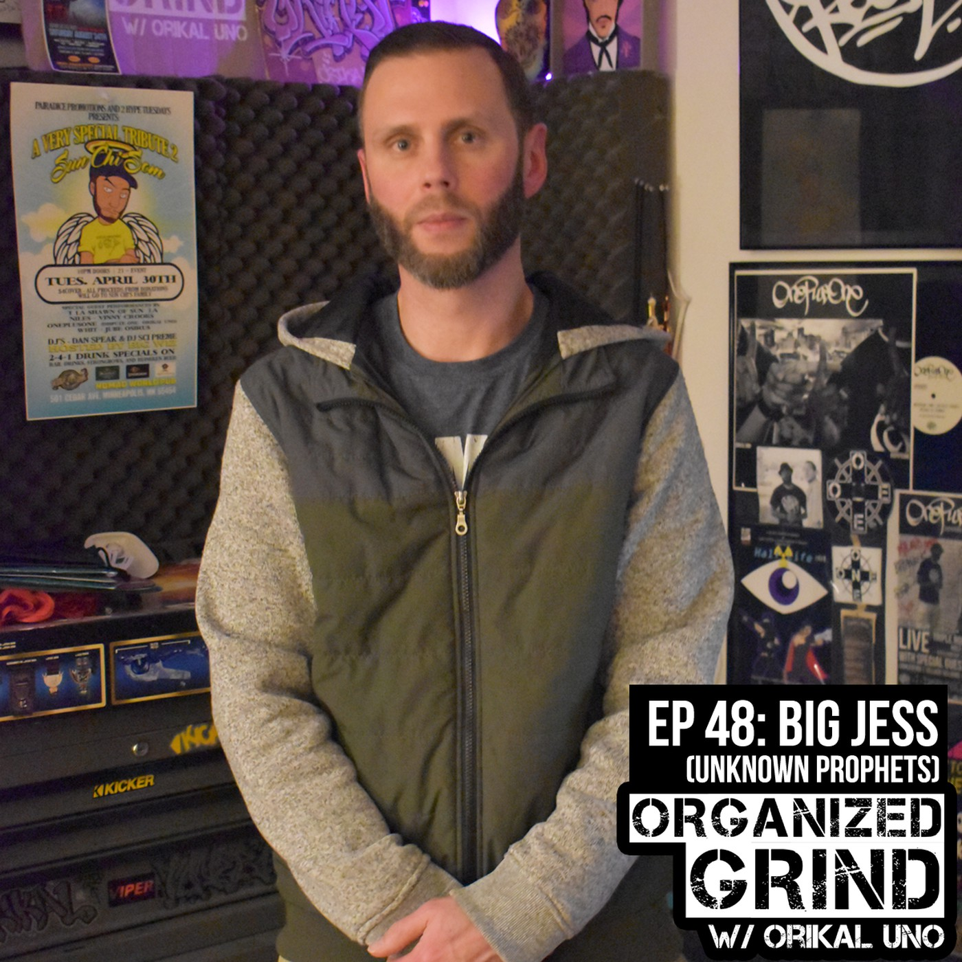 Organized Grind: The Podcast