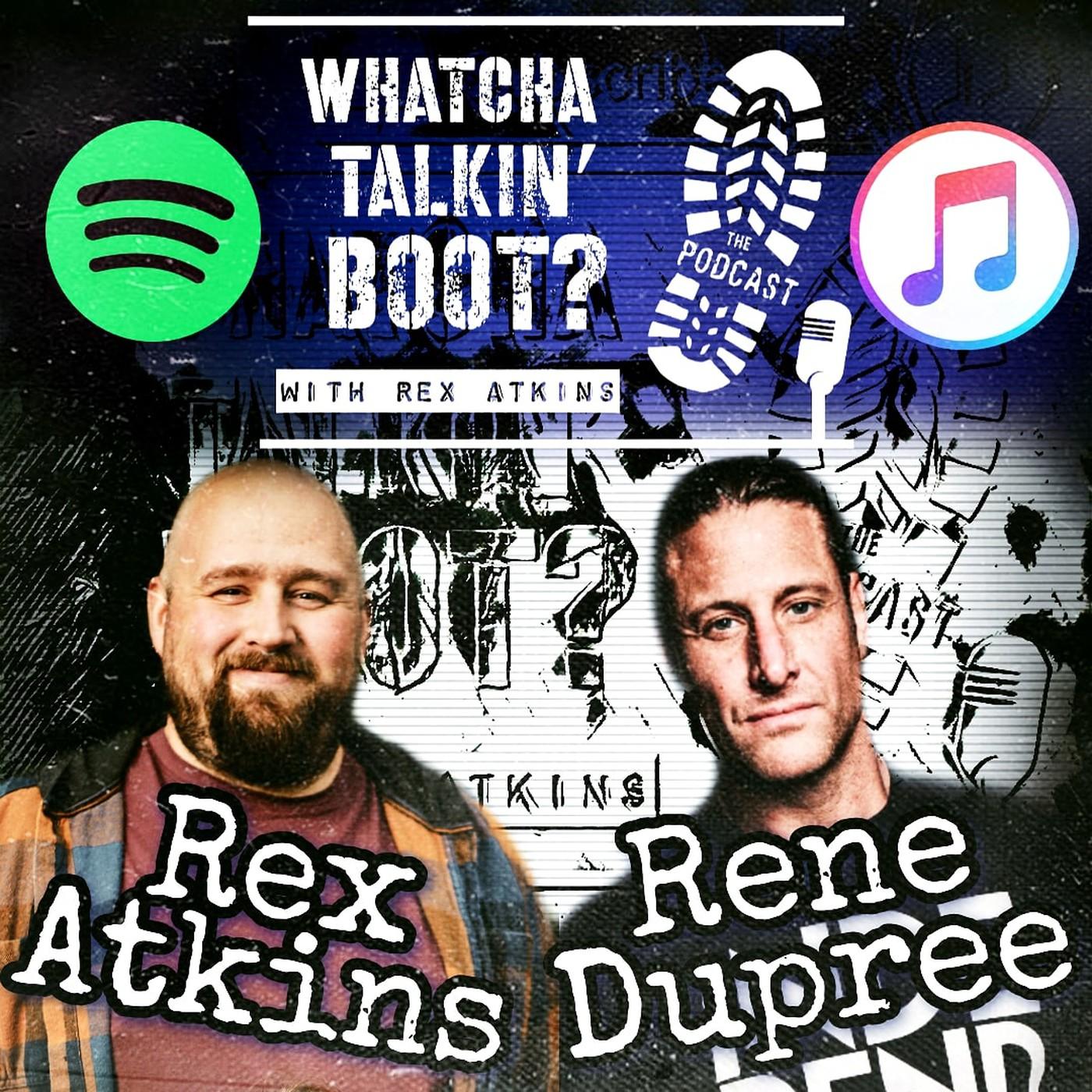Whatcha Talkin' Boot
