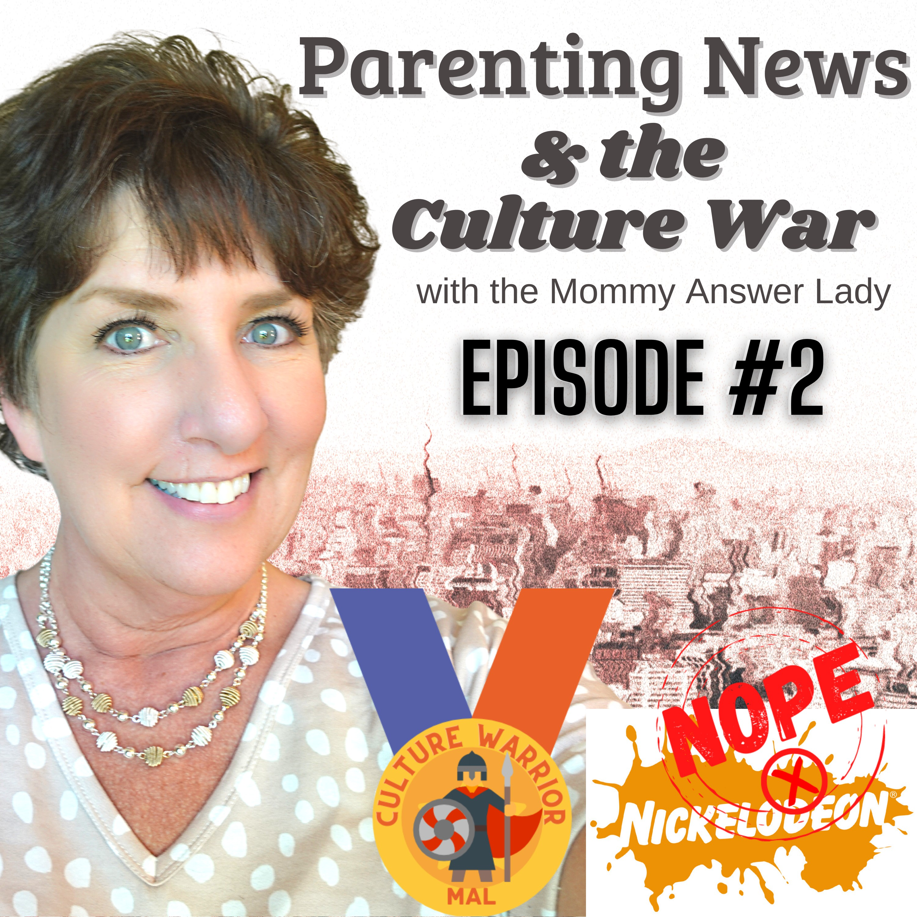 Parenting News & the Culture War - Mommy Answer Lady