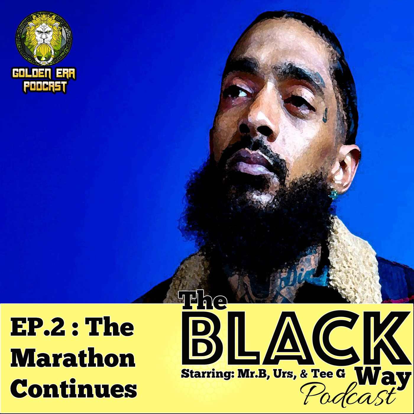 the BLACK way Podcast