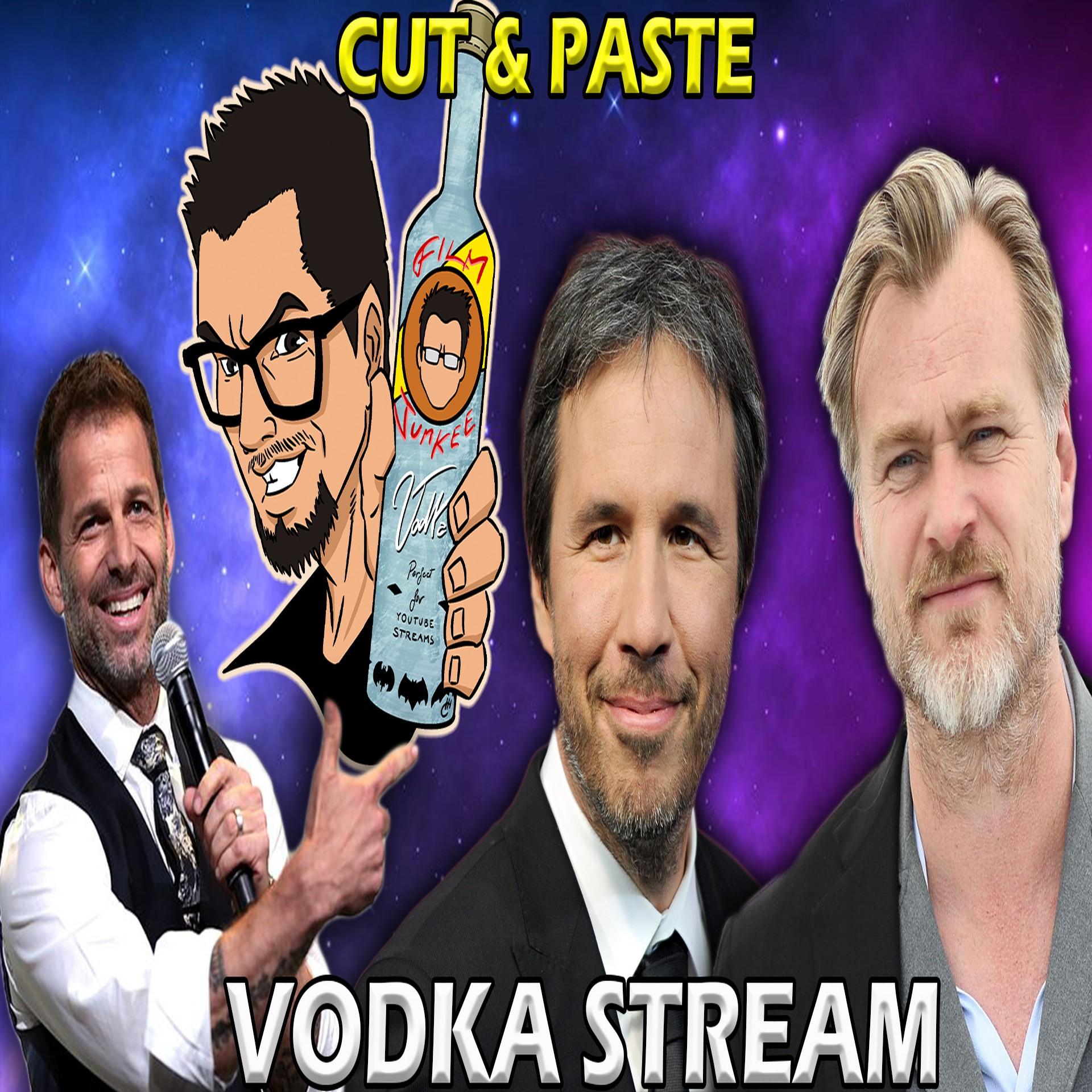The Vodka Stream