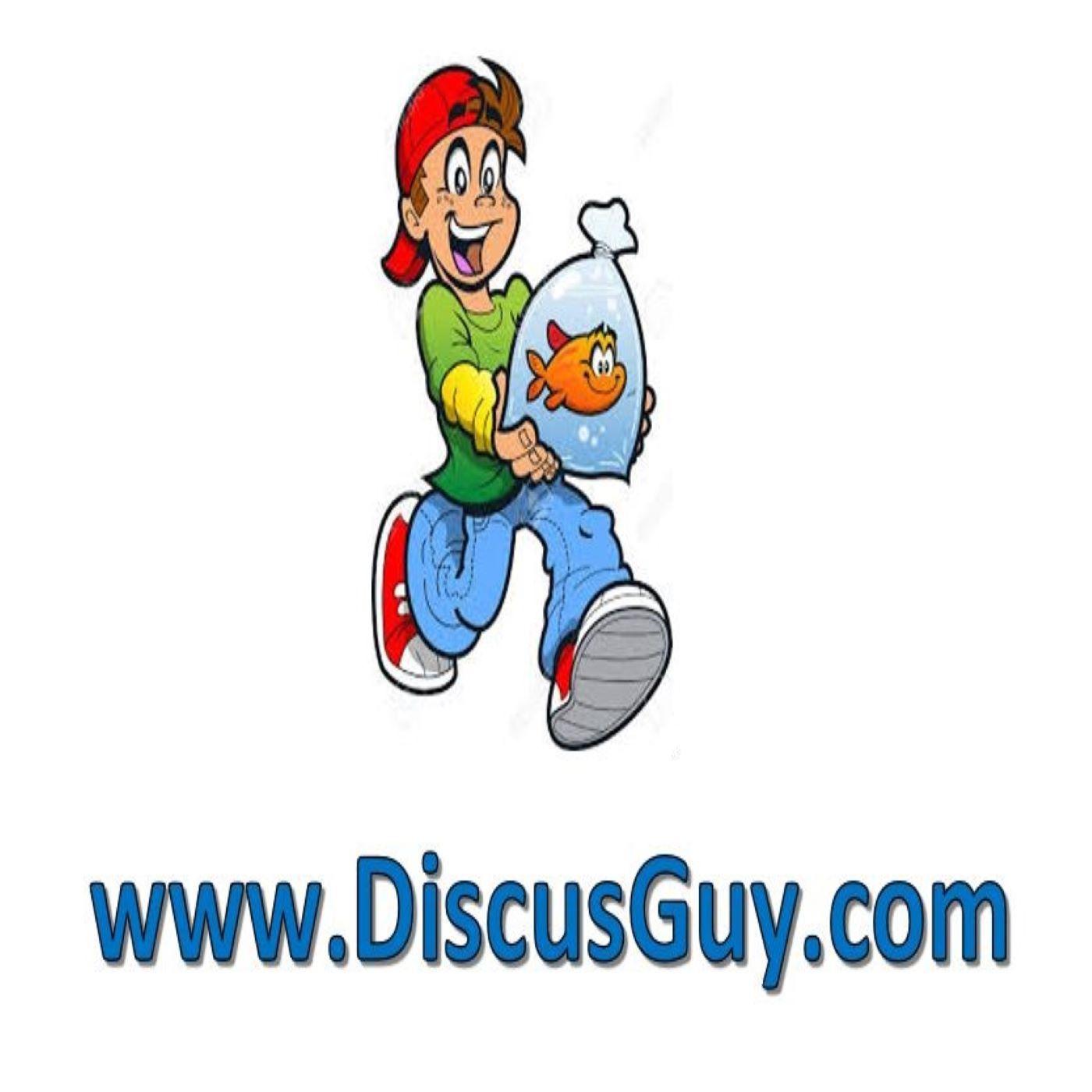 DiscusGuy.com Podcast