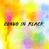 CONVO IN BLACK
