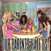 our parents hate us