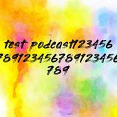 test podcast123456789123456789123456789
