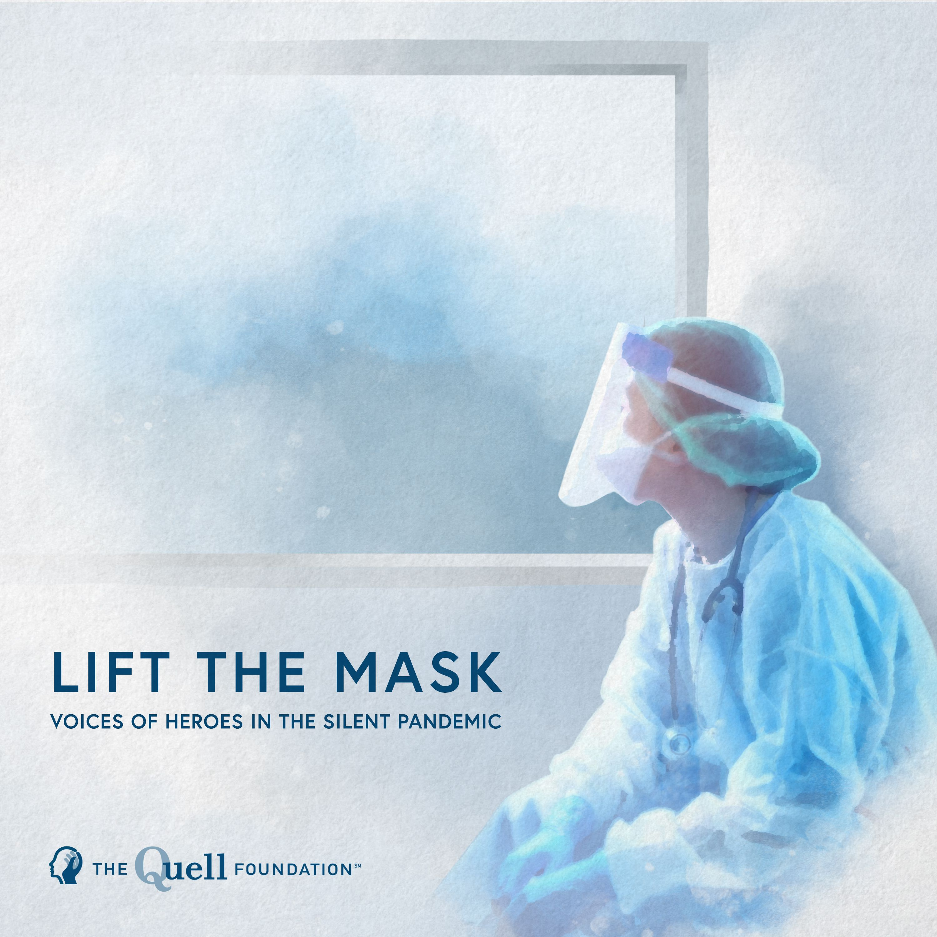 Lift the Mask - Voices of Heroes in the Silent Pandemic