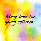 Story time for young children
