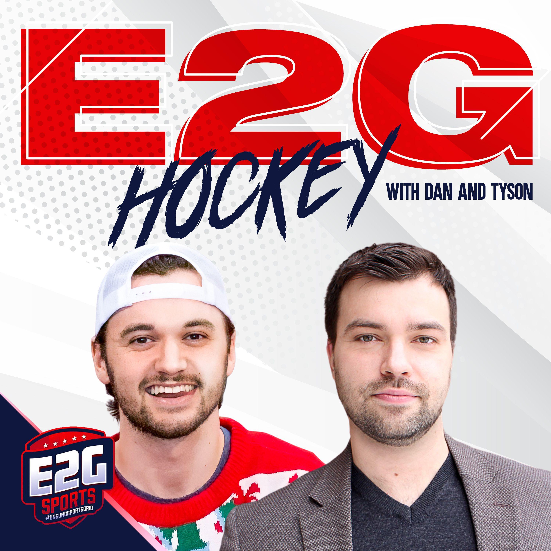 E2G Hockey with Dan and Tyson