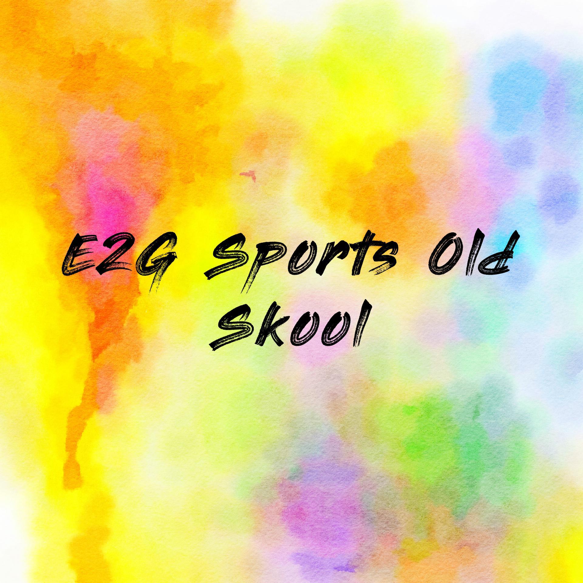 E2G Sports Old Skool