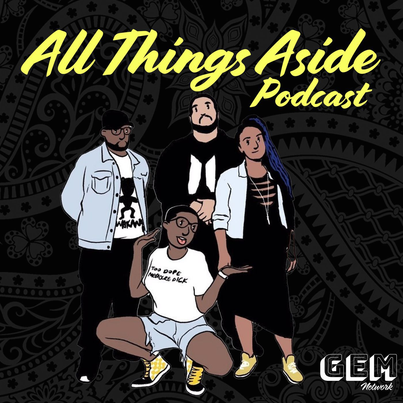 All Things Aside Podcast