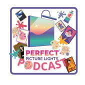 Perfect Picture Lights Art Podcast Cover Art