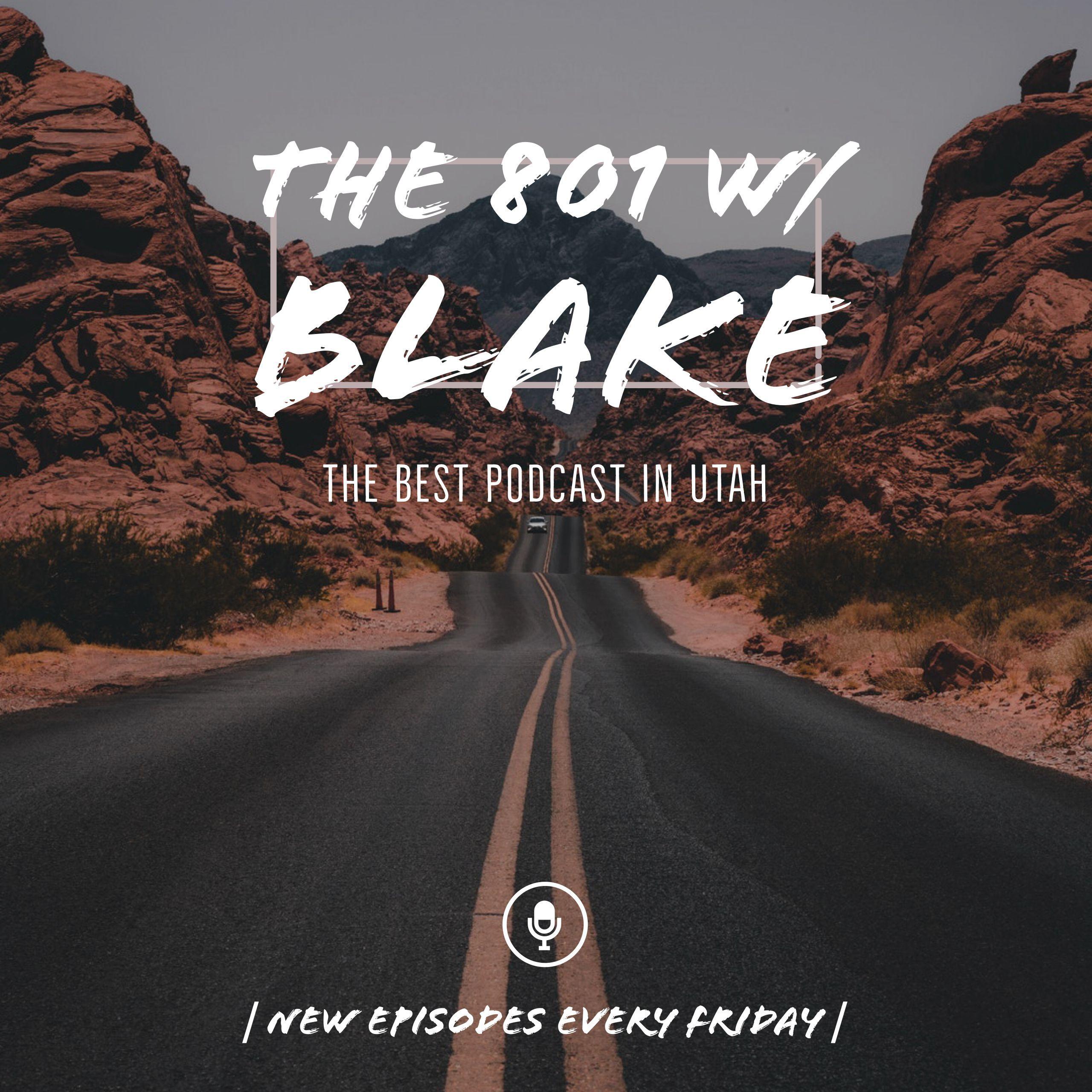 The 801 w/ Blake