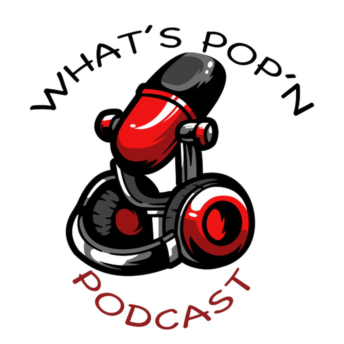 What's Pop'n Podcast