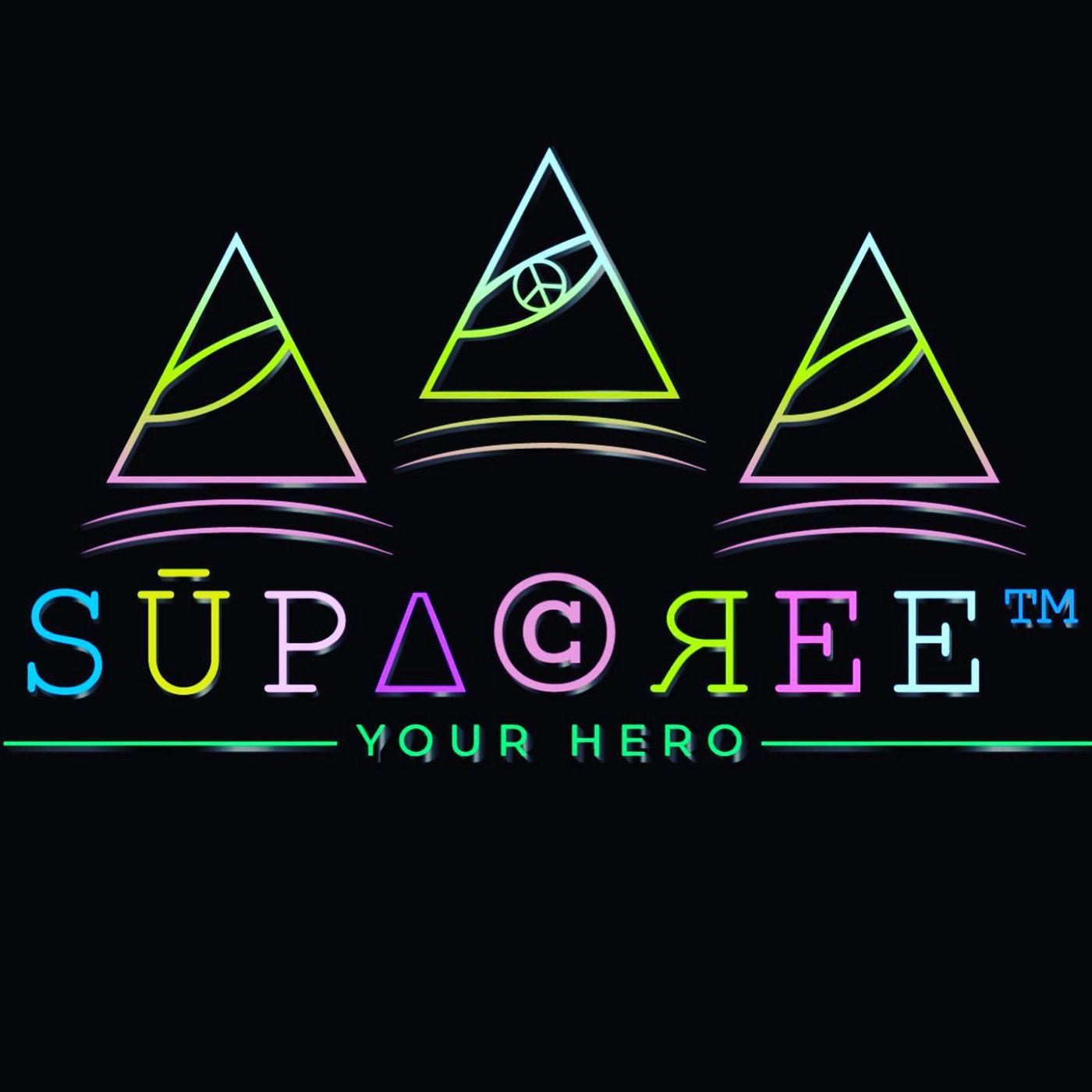 The Legend of S Ū P ∆ C Я E E ™