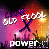 "CLUB X ""Old Skool Edition"" w/ Dj Crazy Tony"