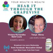 HEAR IT THROUGH THE GRAPEVINE WITH VIVI AND TANYA