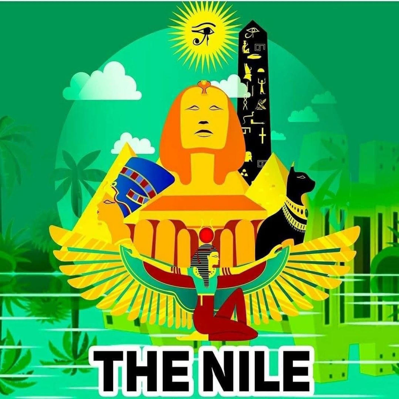 The Nile w/ Gregg Hutton & Tylic Vaughan